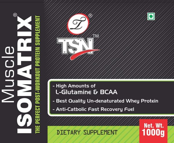 best whey isolate protein